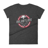 Relentless Tactical Tactical Accessories Relentless Tactical Emblem Shirt Womens Small / Dark Heather Gray