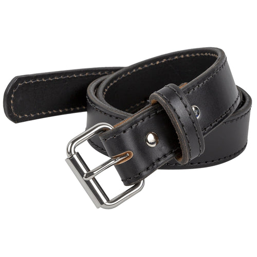 The Ultimate EDC Belt | Leather Everyday Carry / Gun Belt | Made in the USA | Lifetime Warranty Belts Black / 32