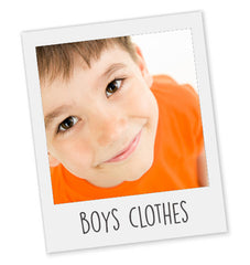 Boys Monogrammed Clothes