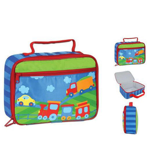 Personalized Lunch Box<br> Transportation - Moonbeam Baby