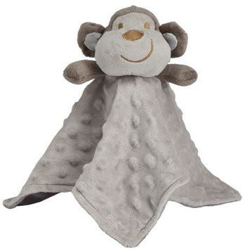 Security Blankie Monkey - Moonbeam Baby