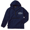 Youth Pack-N-Go Pullover - Navy - Moonbeam Baby - 1