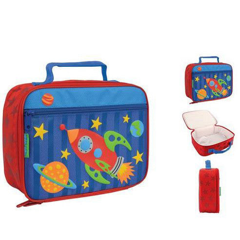 Personalized Lunch Box<br> Space - Moonbeam Baby