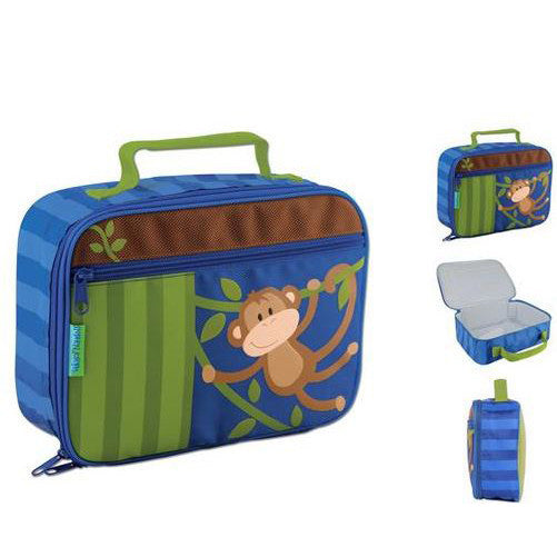 Personalized Lunch Box<br> Monkey - Moonbeam Baby