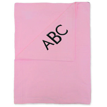 Fleece Sweatshirt Blanket - Pink - Moonbeam Baby - 1