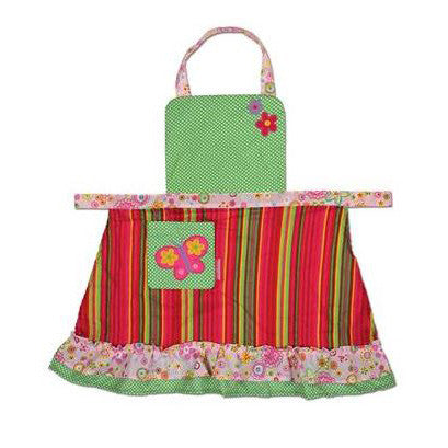 Signature Apron Butterfly - Moonbeam Baby