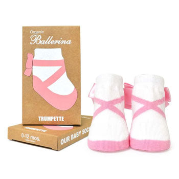 Trumpette Baby Single Sock Set <br> Ballerina