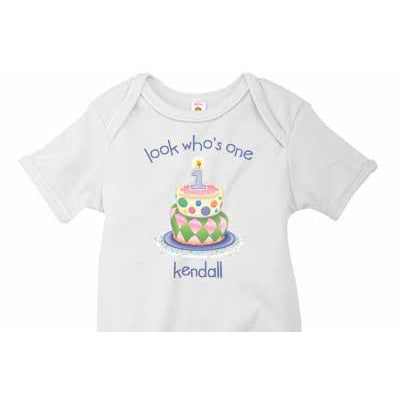 Birthday Boy Custom Onesie - Moonbeam Baby