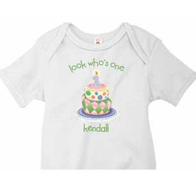 Birthday Girl Custom Onesie - Moonbeam Baby