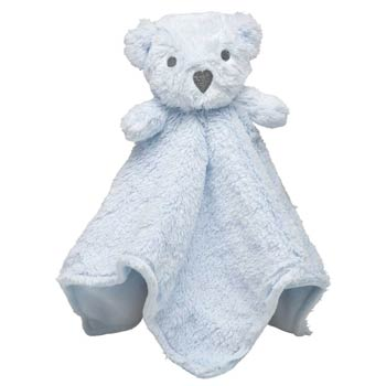 Personalized Blankie <br> Blue Bear