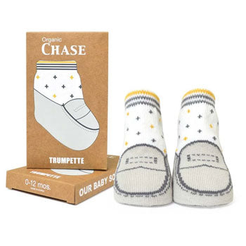 Trumpette Baby Single Sock Set <br> Chase