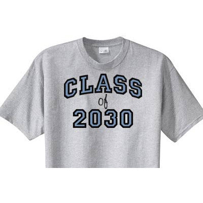 Class of Custom Tee - Moonbeam Baby