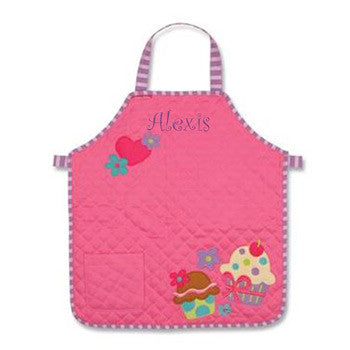 Quilted Apron - Cupcake - Moonbeam Baby