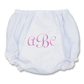 Personalized Diaper Panty Cover - Moonbeam Baby