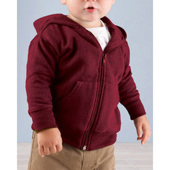Hooded Sweatshirt   Garnet - Moonbeam Baby