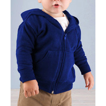 Hooded Sweatshirt  Royal - Moonbeam Baby