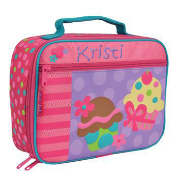 Personalized Lunch Box<br> Cupcake
