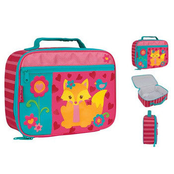 Personalized Lunch Box<br> Fox - Moonbeam Baby