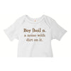 Boy Definition Custom Onesie - Moonbeam Baby - 1