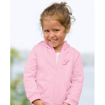 Pink Hooded Sweatshirt - Moonbeam Baby