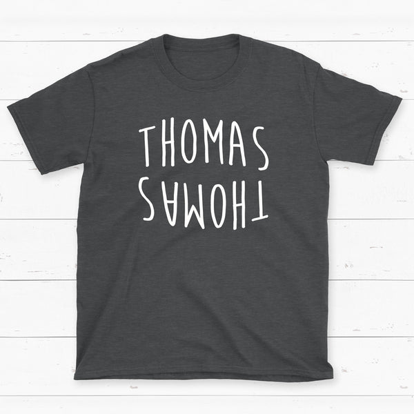 NEW Personalized Name Tees - You see/I see