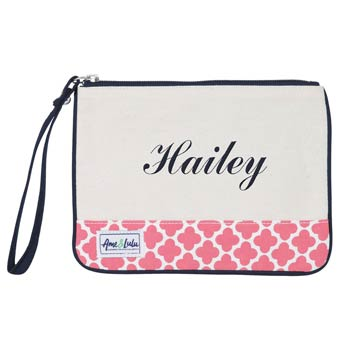 Wristlet by Ame & Lulu <br> Clover