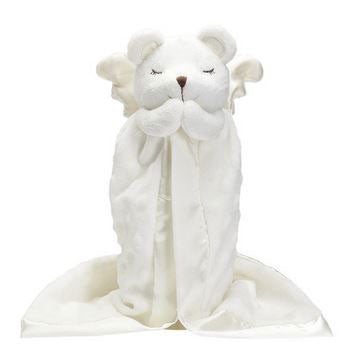 Prayer Bear Security Blankie - Moonbeam Baby