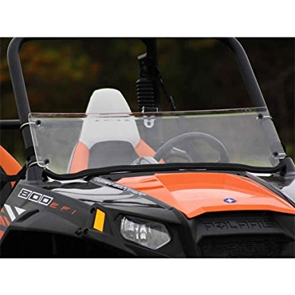 Polaris RZR Half Windshield #1100