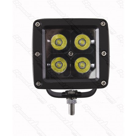 4PACK Spot Black Ops Edition CREE LEDs 1280 @ 16W