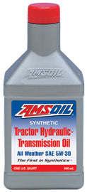 AMSOIL Synthetic Tractor Hydraulic Transmission Oil