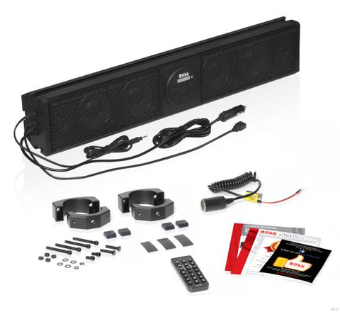 STORM AUDIO 26″ BLUETOOTH STEREO SOUNDBAR