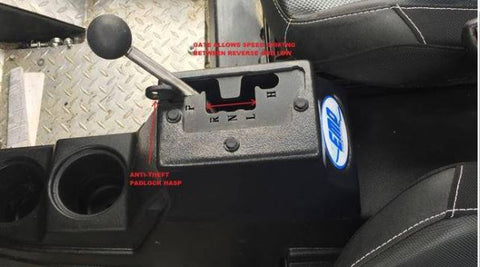 "RZR ""Gated Speed Shifter"""