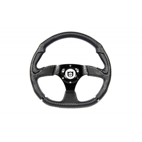 D Shaped 14' Steering Wheel Assault