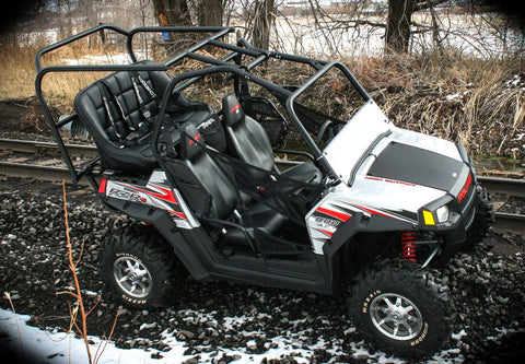 RZR 800 & RZR S 800 Back Seat and Roll Cage Kit