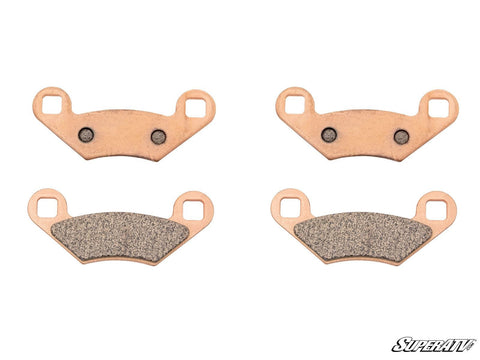 Polaris RZR Brake Pads- SINTERED