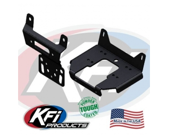 Polaris RZR 900/1000/TURBO Standard Winch Mount