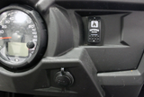 Polaris RZR S 1000 Cab Heater with Defrost (2019-Current)