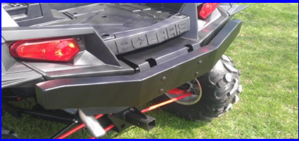RZR XP900 Rear Bumper