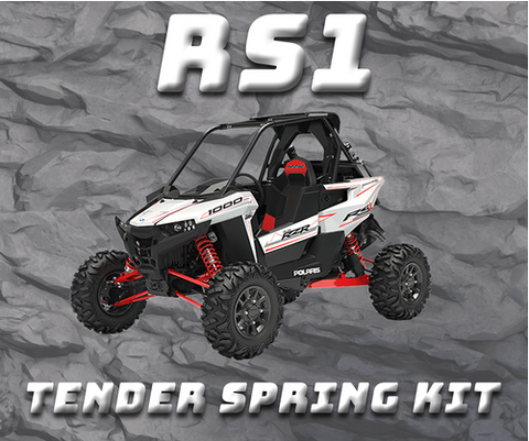 RS1 TENDER SPRING SWAP KIT