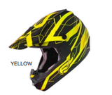 "FULMER ""X30"" TRACKER OFF ROAD HELMETS"
