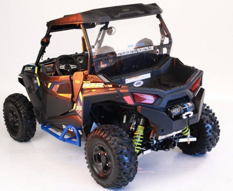 REAR WINCH BUMPER POLARIS RZR 900