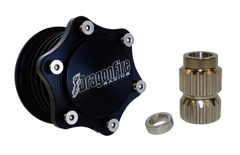 Quick-Release Hub/Spline Kits or DragonFire Steering Wheels