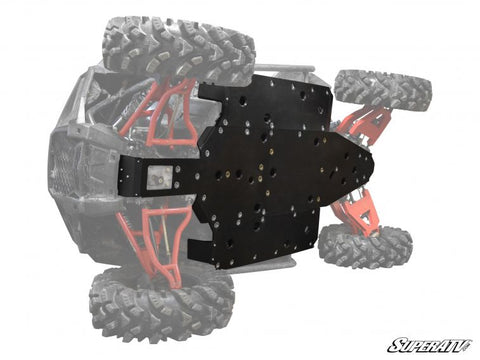 Polaris RZR 900/S 900/S 1000 Full Skid Plate