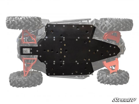 Polaris RZR S 1000 Full Skid Plate