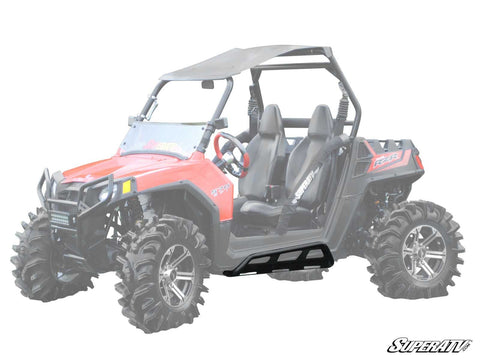 Polaris RZR Rock Sliding Nerf Bars 800/S/570