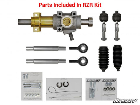 Polaris RZR 800 Heavy Duty Rack And Pinion