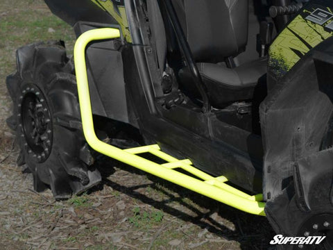 Polaris RZR XP 900 Heavy Duty Rock Sliding Nerf Bars