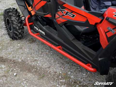 Polaris RZR 4 900/1000 Rock Sliding Nerf Bars