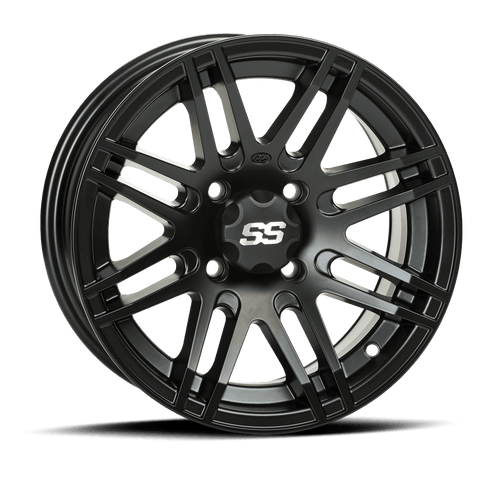 "ITP SS316 12"" BLACK WHEELS ($99 each)"