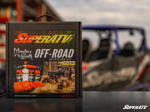 SuperATV's Complete Off-Road Detailing Kit